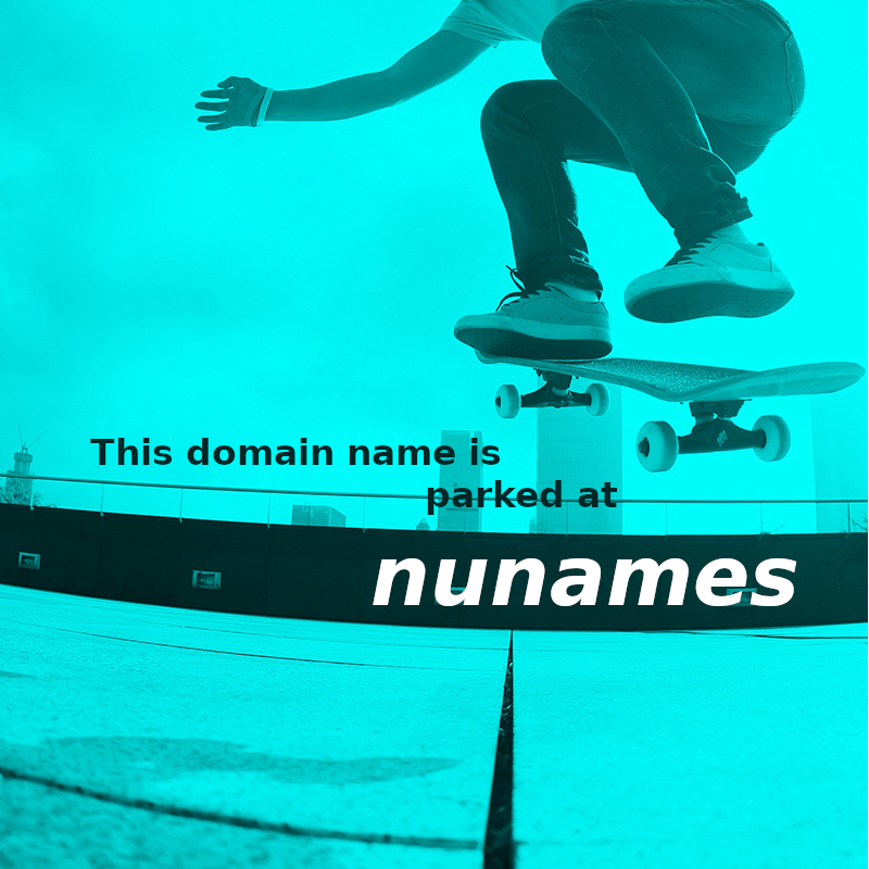 This domain name is parked at NuNames.NU